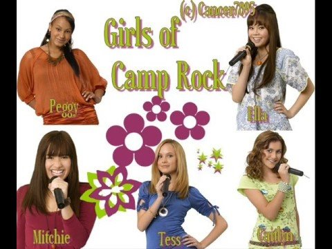 girls of camp rock porn