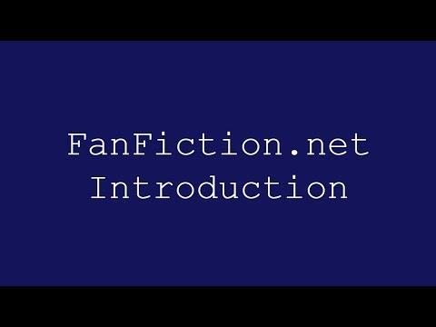 FanFiction.net Introduction