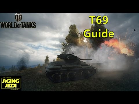 T69 Guide, Review & Gameplay - World of Tanks