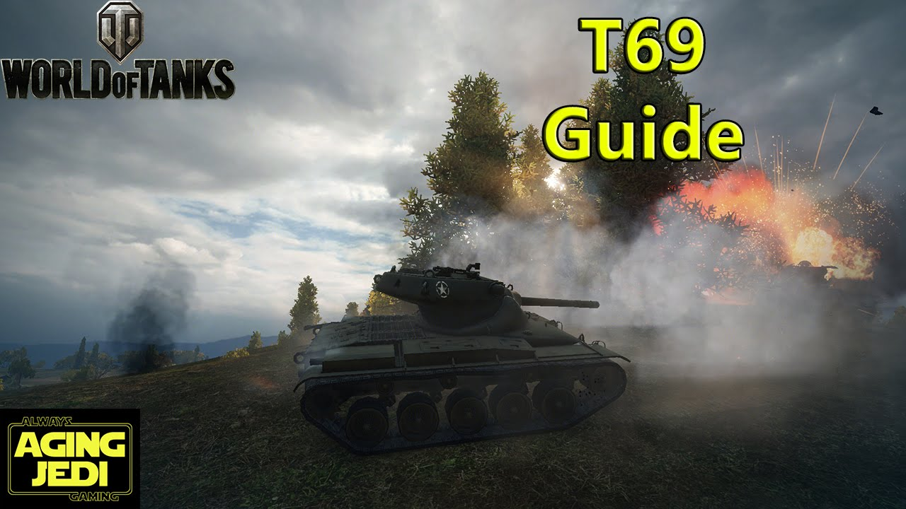 T69 Guide, Review & Gameplay - World of Tanks - YouTube