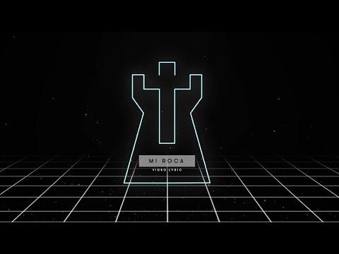 Mi Roca ft. Evan Craft (Official Lyric Video) - ENROCA