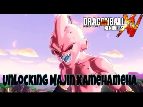 Dragon Ball Xenoverse | Unlocking Majin Kamehameha |