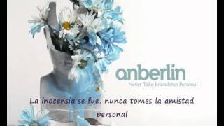 Anberlin - Never Take Friendship Personal Sub Español