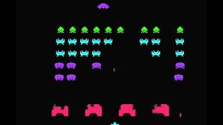 SNES Space Invaders