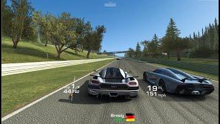 Real Racing 3 Android Gameplay screenshot 1