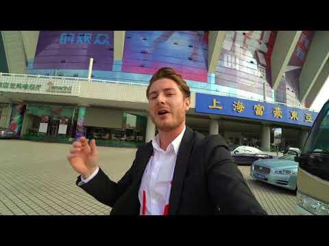 Tour Vlog #4: Shanghai
