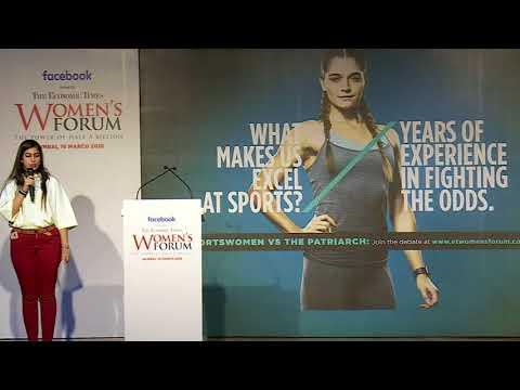 Campus Debates | Mount Carmel Bangalore | Guts & Glory | ET Women's Forum