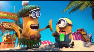 Minions en la Playa