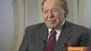 Adelson Sees `No Reason' to Spin-Off Marina Bay Sands: Video
