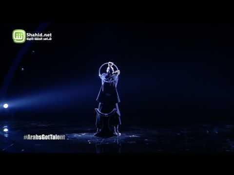 Arabs Got Talent- عرض النصف نهائيات – سيموني العاني