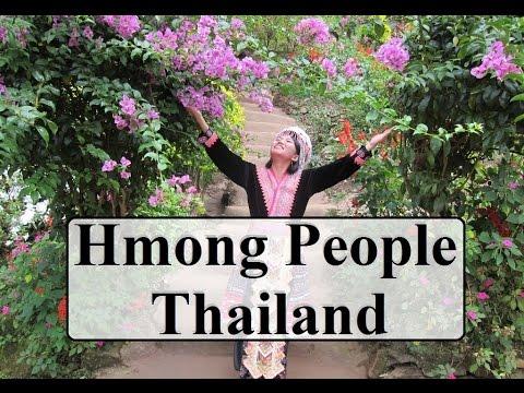 Thailand-Chiang Mai (Hmong People, Doi Suthep-pui Tempel) Part 2