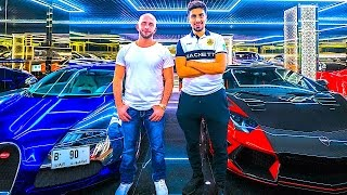 MOST EXPENSIVE GARAGE IN THE WORLD w/ MO VLOGS!!!