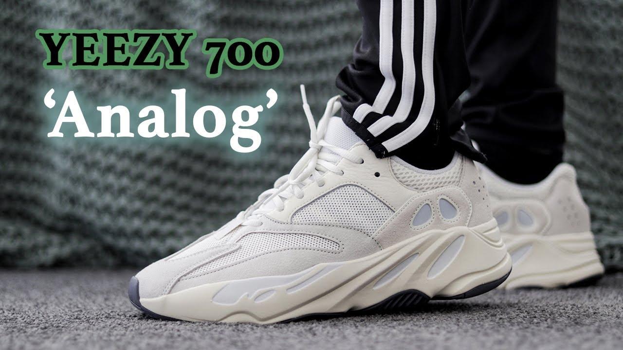YEEZY 700 ANALOG | Close Up + ON FEET w