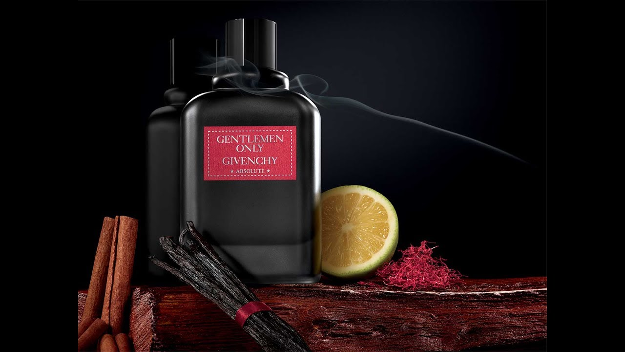 Gentlemen Only Absolute Givenchy for