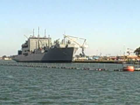 USNS Washington Chambers - Newest Cargo & Ammunition Ship