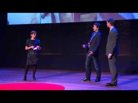 Interview with Michiel Heidenrijk & Onno Schellekens | Monique van Dusseldorp | TEDxAmsterdam 2014