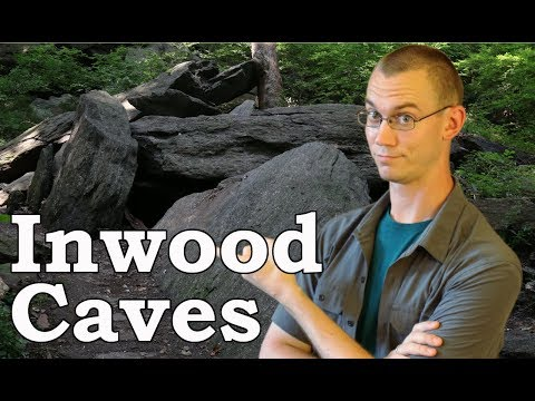 The Inwood Caves - 'City Full of History' Episode 7