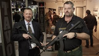 SHOT SHOW 2015 - IWI Galil ACE