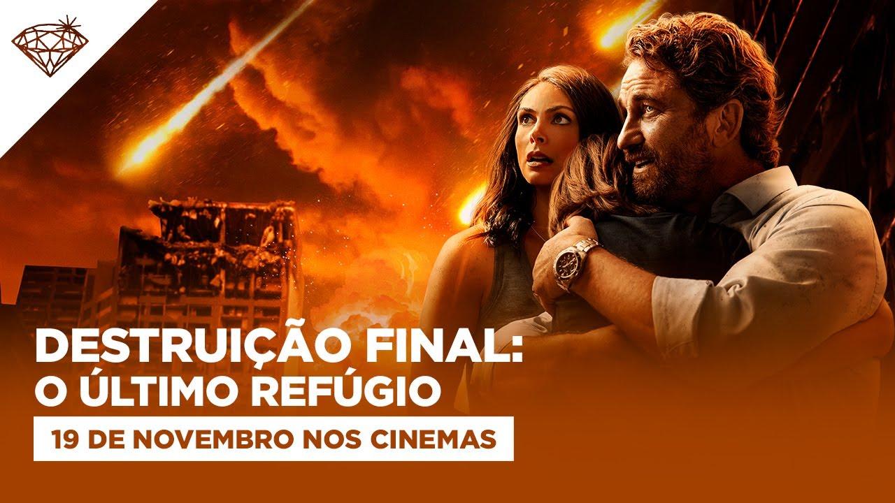 Diamond Films divulga cartaz de 'Destruição final: o último refúgio'