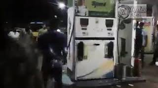 Petrol price touches Rs 100/- in Puri, 0rrissa. Crowd reacts...