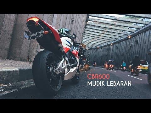 CBR600 vs Arus Balik Mudik Lebaran 2017