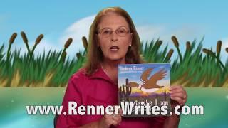 Lonnie the Loon Book Trailer