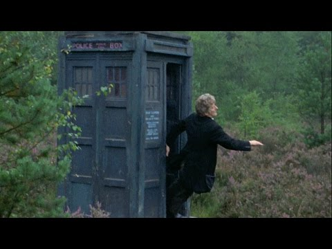 The Third Doctor's First Appearance IN HD | Spearhead From Space | Doctor Who | BBC