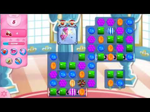 Candy Crush Saga Level 2983 NO BOOSTERS (16 moves)