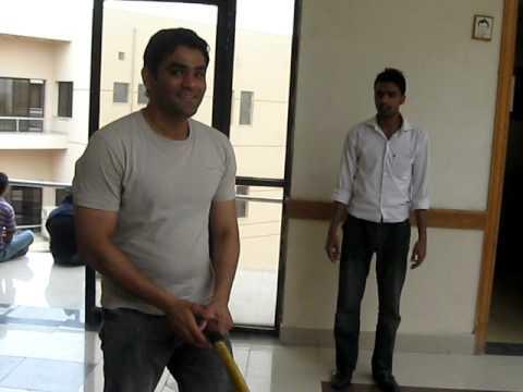 University of Gujrat (UOG) Boys HAving fun (IT)