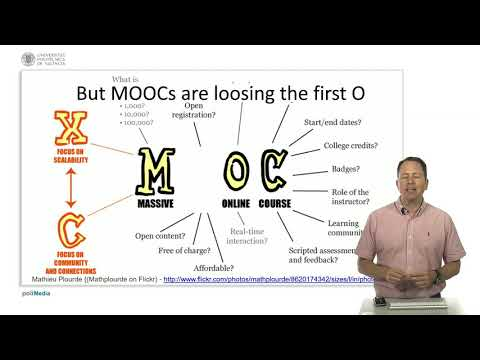 MOOC Challenges in the coming years. Complete conference | | UPV
