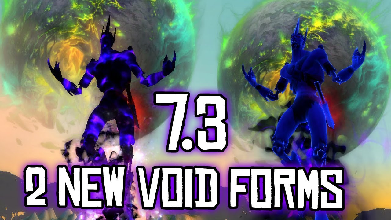 7.3 New Shadow and 2 Void forms - YouTube