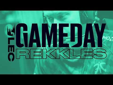 #LEC Gameday: Rekkles