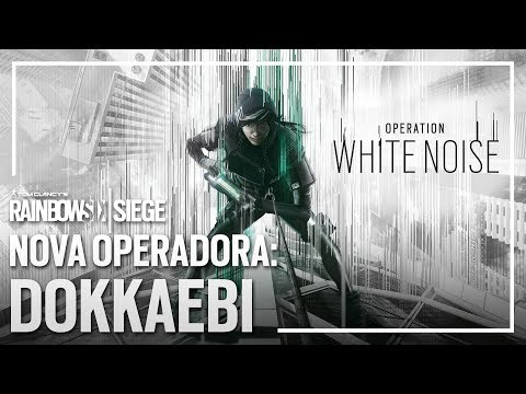 Rainbow Six Siege: Operation White Noise - Dokkaebi | Trailer