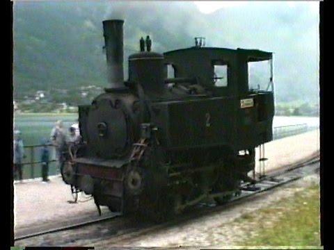 Achenseebahn - Austria - August 1986