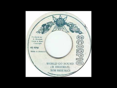 7'' Bim Sherman - World Go Round (& Dub)