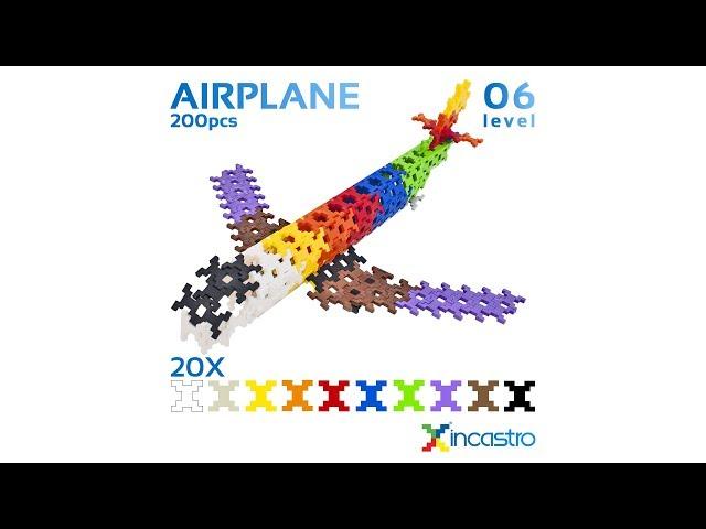 INCASTRO | Level 6 | Airplane