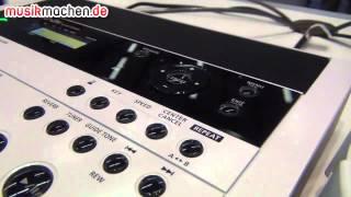 NAMM Show 2013 News: Neue CD-2u und SD-2u Recorder