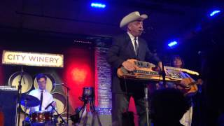 """The Better Half""Junior Brown @ City Winery,NYC 7-2-2015"