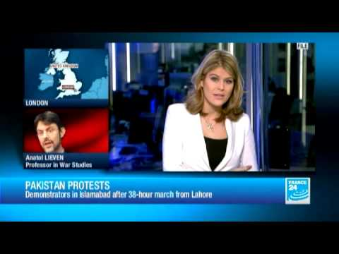 Pakistan protests: who is Canadian-Pakistani cleric Tahir-ul Qadri?