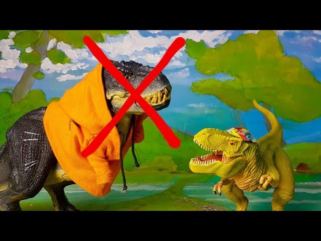 Vastatore non esiste 😰🦖 [Dinosauri Detective]