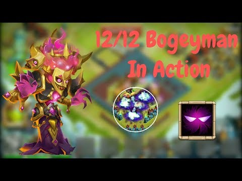 12/12 Bogeyman In Action L Castle Clash