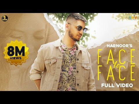 Face To Face : Harnoor (Official Song) The Kidd   Latest Punjabi Song 2020   Jatt Life Studios