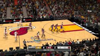 NBA 2K12 - UBR Random Highlights - PC - HD