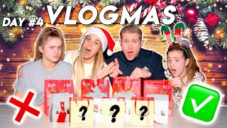 DONT PICK THE WRONG CHRISTMAS PRESENT!! VLOGMAS DAY 4