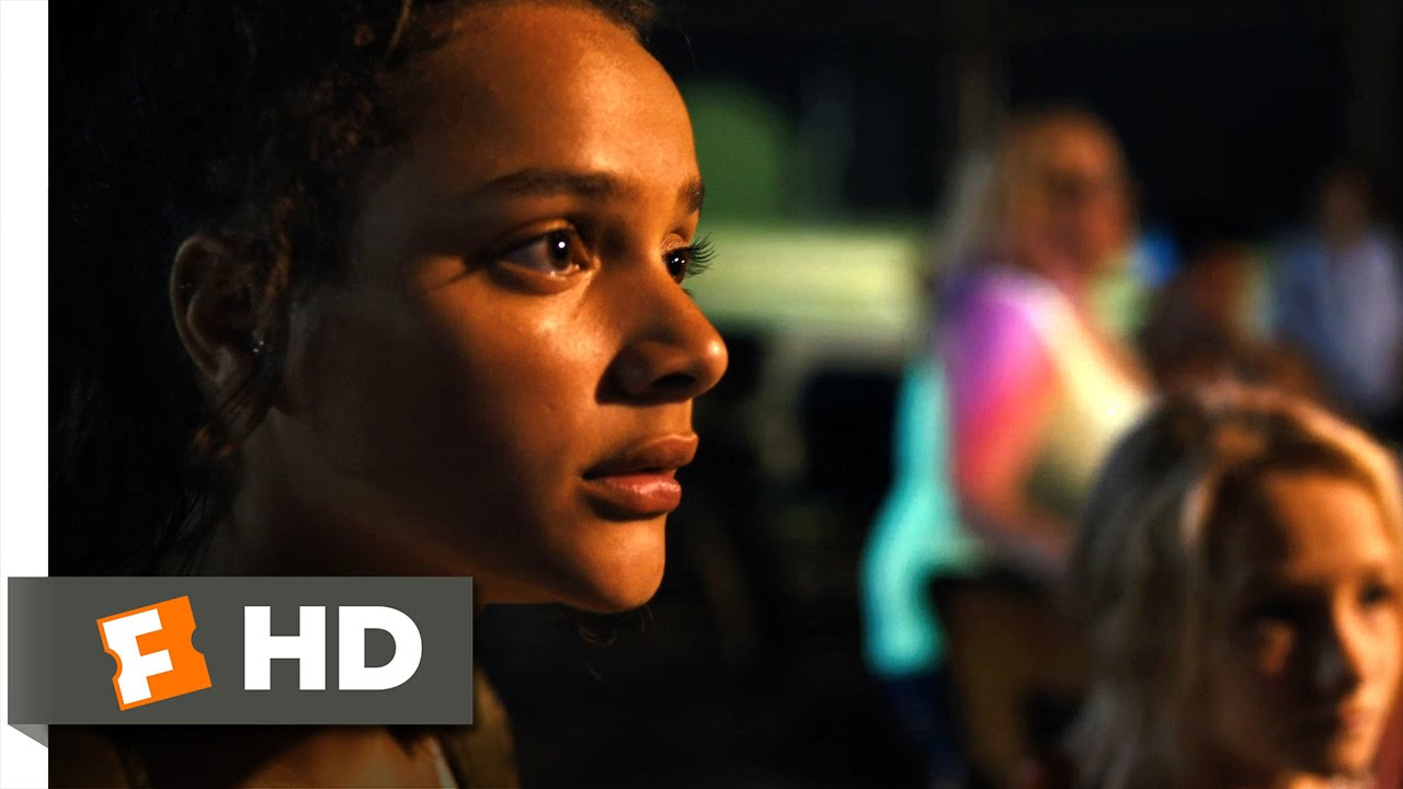American Honey (2016) - Leaving the Kids Scene (2/10) | Movieclips