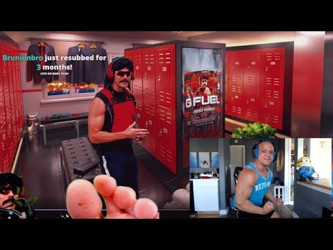 DrDisrespect Responds To Tyler1 ROASTING Him! | Best Doc Moments (7/19/2019)