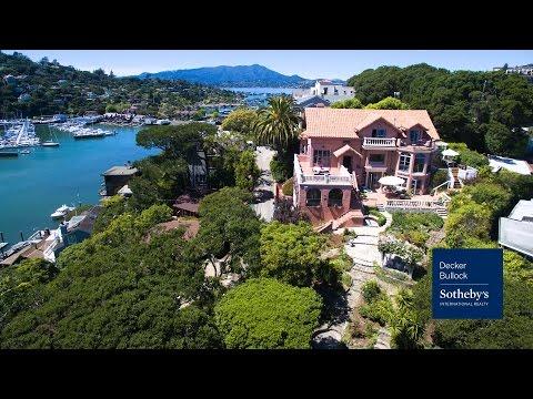 80 Alcatraz Ave Belvedere CA | Belvedere Homes for Sale
