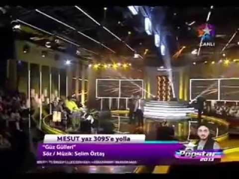 Popstar 3 Hafta Mesut & Nazif - Güz Gülleri