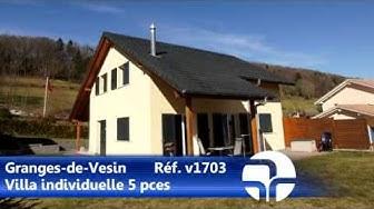 Villa individuelle à Granges-de-Vesin / FR - VENDU PAR NOTRE AGENCE ! ! !