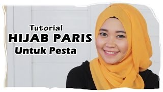 Repeat youtube video Hijab Tutorial - Cara Memakai Jilbab Paris Segi ...